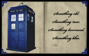 Something TARDIS-y by kyrstenburroughs