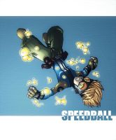 NW: Speedball by D3C3IT
