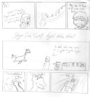 How I caught a fish - Pg3 by DSz
