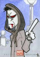 Marvel Now - Morbius by 10th-letter