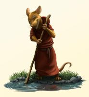 Five Years Later (Brian Jacques Tribute) by Temiree