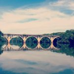 Bridge over Rappahannock River by Aponi06