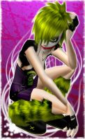 IMVU Joker 'Cosplay' by ChibiKinesis