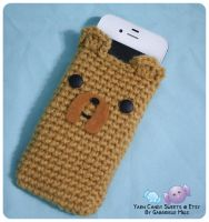 Jake Cell Phone Cozy 3 by moofestgirl