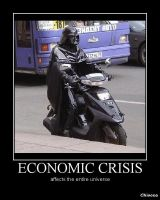 Economic crisis by chiocca87