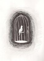 song of a caged bird by stressplex