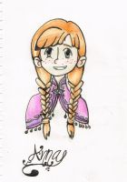 Anna! by speckles2102