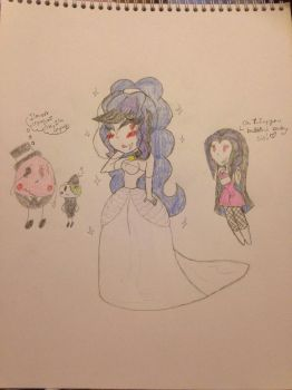 One Wedding at Bumpty's .:T.I.:. by rougexshadow2000