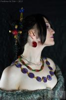 FFX Lulu Cosplay - Jewelry Close Up by Frederica-La-Noir