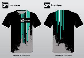 Deviant T design by J-Odesign