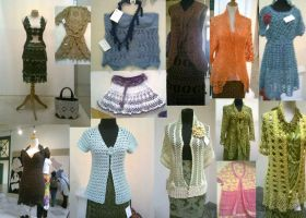 A world's day of Knitt and Crochet by seawaterwitch