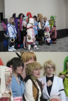 Tales Girls..... and Guy by MoonHunter02