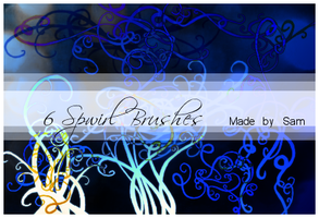 Spwirl Brushes by ICouldntThinkOfAName