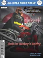 Bats in Harley's Belfry Cover by TheSistersofMercy