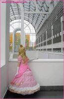 Princess Peach Cosplay 2012 by Sorayachi