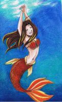 Mermaid's Dance by Dreamgirl2007
