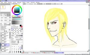 Abel WIP by Arrancarfighter
