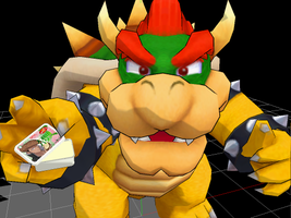 Bowser's Mondo Butter by Greasiggy