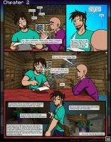 Minecraft: The Awakening Ch2. 31 by TomBoy-Comics