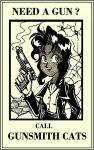Gunsmith Cats - Review by devilkais