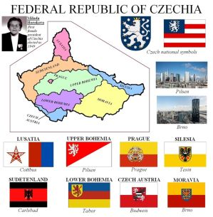 Federal Republic of Czechia (alternate) by TomSimpson96