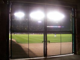 Through the Right Field Wall.. by cubfan86
