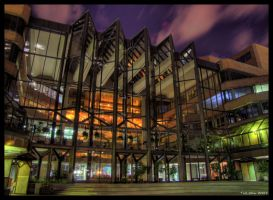 Gatineau City Hall HDR by TallJohn