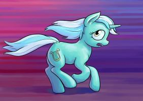 Run Lyra, Run by Dahtamnay