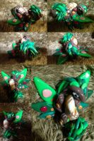 Emelth - Dragon Statue by SonsationalCreations