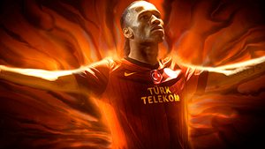 Drogba by AcCreed