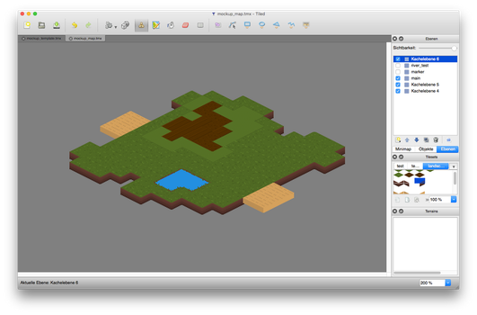 isometric experiments by chielo