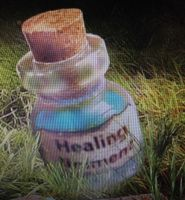 Healing sap potion by isaac77598