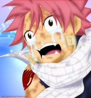 Natsu (Fairy Tail, chapter 415) by iPhenixia