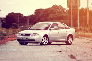 '00 Audi A6 C5 by legalcrime