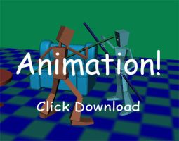 :Anim 3D: Final Fight by Papayaman