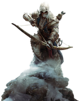 Assassins Creed III - Connor Render 2 by Crussong