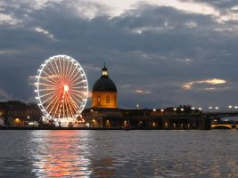Toulouse by Marille-M