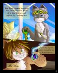 Breaker of The Code - Page 4 by StickFreeks