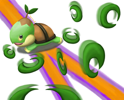 Turtwig Revolution by Yanang