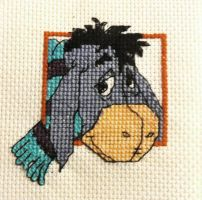 Eeyore by Devi-Tiger