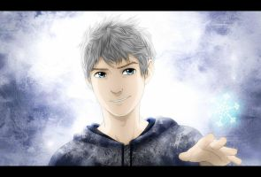 RISE OF THE GUARDIANS. Jack Frost by from-Miromika