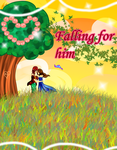 Falling for him cover page by Nutella-Cookie