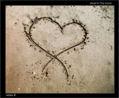 Heart In The Sand by WKLIZE