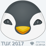 nEw  TUX  lOgO by ilnanny