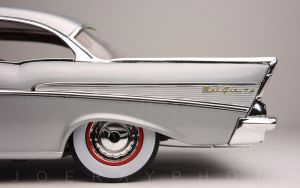 1957 Chevrolet Bel Air by joerayphoto