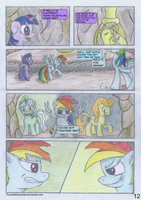 Swarm Rising page 12 by ThunderElemental