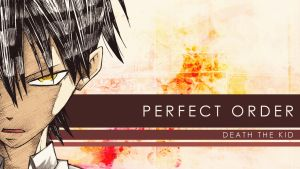 Death the Kid :: Perfect Order by angel-cesia