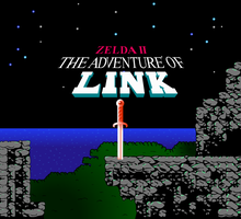 The Adventure of Link Title HD by Doctor-G