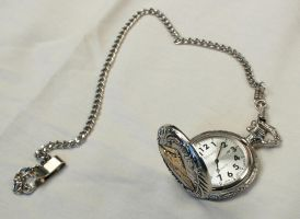 Pocket Watch by IQuitCountingStock