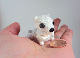 January Free Giveaway - Polar Bear by altearithe